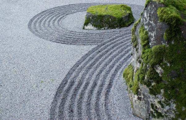Aikido e dintorni magazine lo zen e le arti marziali for Piccoli giardini zen