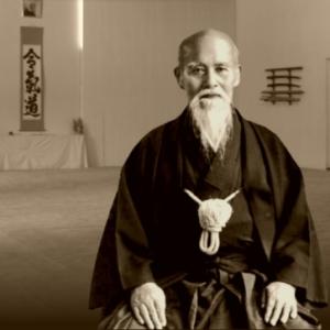 """...""""Lo schema mostra gli allievi principali del fondatore dell'Aikido Morihei Ueshiba nei vari periodi dei suoi insegnamenti!""""..."""