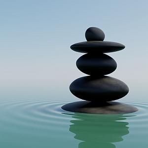 La pratica dello Zen conduceva il guerriero ad ottenere quello stato di Mushin (non-mente) essenziale all'efficacia nel combattimento. La continua  consapevolezza del proprio essere nel momento presente in una ricerca di armonia ed efficienza sono alla base dell'educazione Zen....