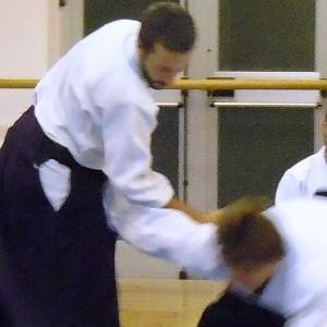 """Corsi di Aikido da 5 ottobre  presso: """"Movimento Danza"""" Via Bonito 21 merc-ven 21:22"""