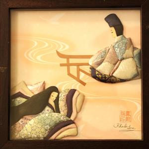 L'arte Kurumi-e tra Giappone e Medio Oriente - Vicenza ViArt - A Vicenza, dal 15 al 24 marzo, ViArt, sede dell'artigianato artistico vicentino, apre le sue porte al festival della cultura giapponese Haru no Kaze, ospitando una serie di esposizioni il cui filo conduttore è l'incontro tra culture.