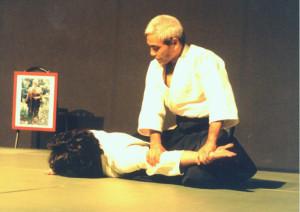 foto hosokawa durante ikkyo