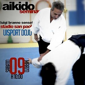 Seminario gratuito presieduto dal m° Luigi Branno Il seminario si terrà presso lo  Stadio San Paolo nel giorno  9 Marzo 2013 con inizio alle ore 10.