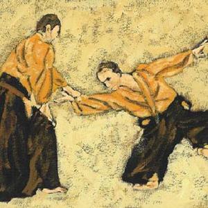 AIKIDO e KATSUGEN UNDO Ogni singolo fiume ha un nome. Tuttavia, questi nomi scompaiono quando i fiumi sfociano nel grande oceano. Aikido possiede molti stili, molti nomi, ma l'aikido e' l'aikido. La mia visione e la mia speranza sono che, come i fiumi, essi sfocino insieme e confluiscano in una grande unità. Maestro Koretoshi Maruyama
