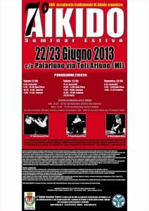 7° Aikido seminar estivo WEB