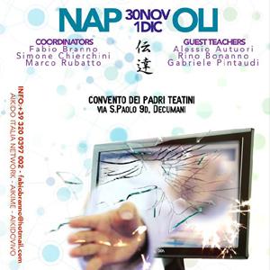 Aikido Blogger Semin@r Napoli 30 Novembre 1 Dicembre