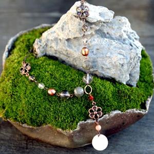 A Milano, dal 3 dicembre all'11 gennaio, Crespi Bonsai di Via Boccaccio, 4 ospita una mostra dell'artista giapponese Megumi Imai, dedicata ai gioielli di sua creazione presentati su kokedama, perle di muschio Japanese style