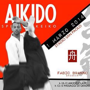 Special Keiko 1 Marzo 2014 Stadio San Paolo