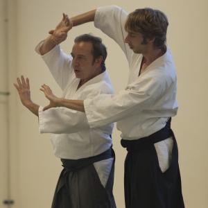 Il Dojo Scuola della Respirazione organizza uno Stage di Aikido e Katsugen undo condotto da Régis Soavi Sensei dal 28/2/14 al 2/3/14.