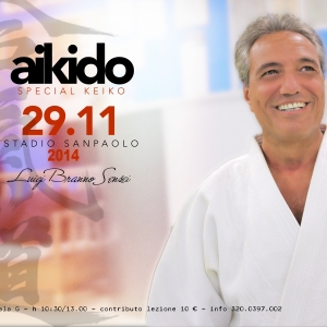 29-11-2014 Stadio San Paolo Sala G 10,30:13,00 contributo lezione: 10 euro.