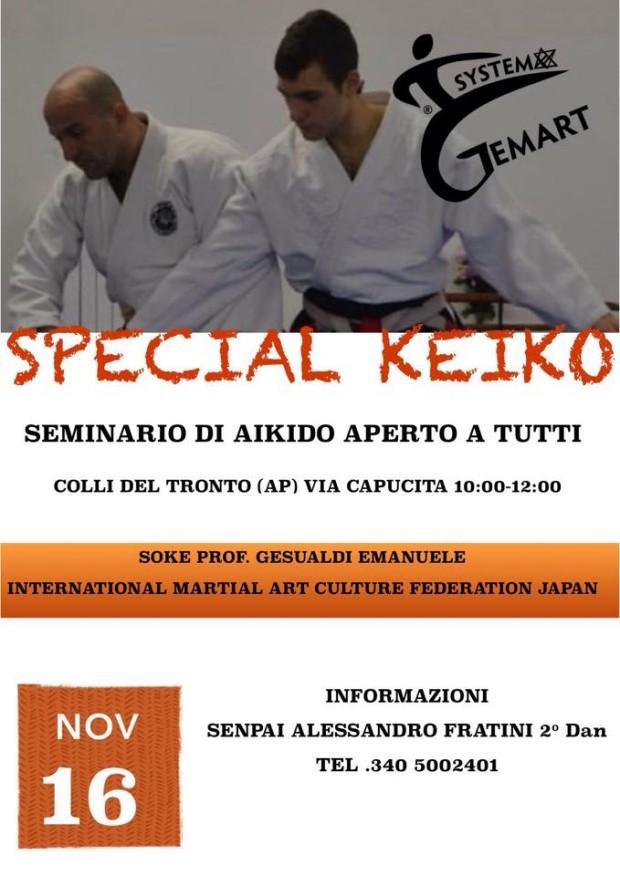 Special Keiko 16-11-2014