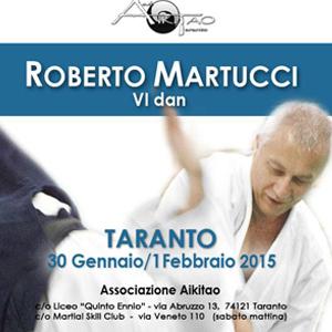 Stage del M° Martucci. 30 Gennaio-1 Febbraio 2015. Taranto