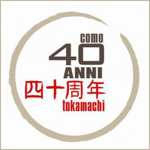 COMO TOKAMACHI 2015… UN ANNO DEDICATO AL GIAPPONE - COMO La rassegna, organizzata dal Comune di Como in occasione dei 40 anni di gemellaggio tra Como e Tokamachi, si arricchirà per tutta la durata del 2015 di eventi, momenti di incontro e di scambio, occasioni preziose per celebrare l'intenso e grande legame di amicizia tra il Giappone e l'Italia, e in particolare tra le città di Como e Tokamachi. Como e la città giapponese Tokamachi nel 2015 festeggeranno quarant'anni di gemellaggio.