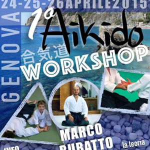 1° Aikido workshop Genova