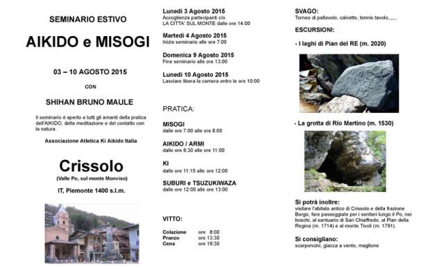 Crissolo 2015 Volantino in italiano_pagina 1