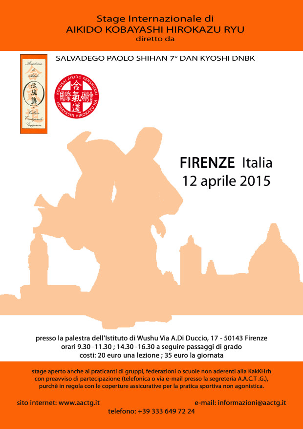 Firenze stage 2015