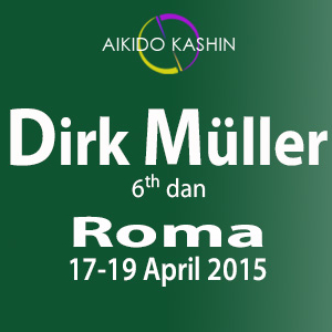 M°Dirk Muller a Roma