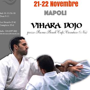 Stage di Luis Mochon 21-22 Novembre 2015 Napoli  Un aikido basato sulla connessione, sulla consapevolezza, sull'efficienza. Un appuntamento che può davvero aprire la mente!