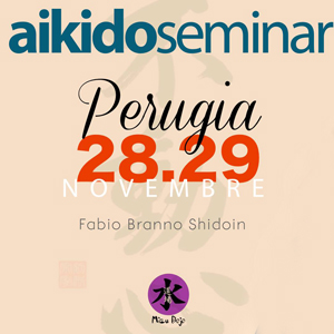 Aikidoseminar Perugia 28-29 Novembre 2015