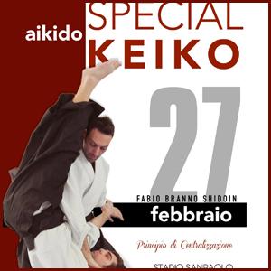 Stage di Aikido M° Fabio Branno Stadio San Paolo 27 Febbraio 2016