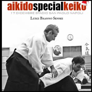 Special keiko con il M°Luigi Branno 17 Dicembre 2016 Stadio San Paolo