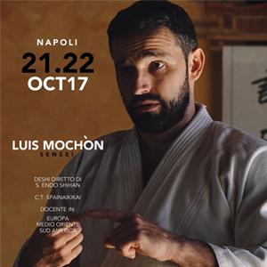 Il M° Luis Mochòn verrà in Italia il 21 e 22 ottobre, ospite presso il Vihara Dojo, sul mare a Napoli. Primo appuntamento organizzato sotto l'egida Musubi Aikido Italia, ramo nazionale della scuola MUSUBI INTERNATIONAL!
